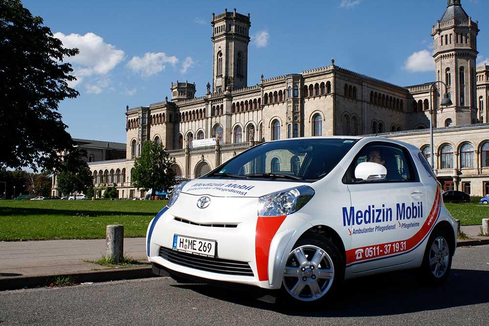 Medizin Mobil - Ambulanter Pflegedienst in Hannover und der Region