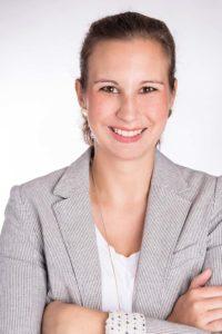 Unsere Mitarbeiterin Melanie Hartleib