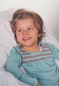 Unsere Patientin Katharina